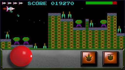 Code Triche Classic Scramble Arcade apk mod screenshots 6