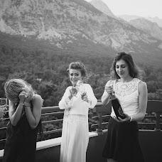 Wedding photographer Evelina Sert (evasert). Photo of 10.11.2017