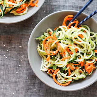 Asian Carrot Salad Recipes