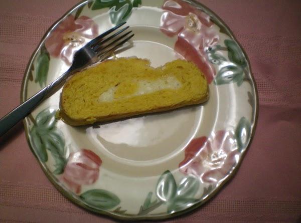 Pumpkin Cheese Braid Recipe
