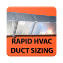 Rapid HVAC Duct Sizing icon