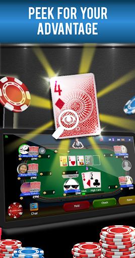 TexasPoker Tournament - Texas Holdem Tournament  screenshots 4