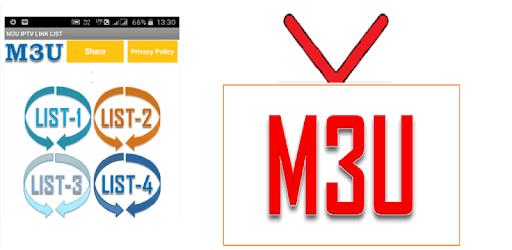 M3U IPTV LINK LIST – Apps on Google Play