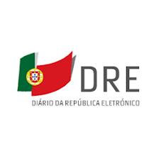 DRE - Diário da República Eletrónico Download on Windows