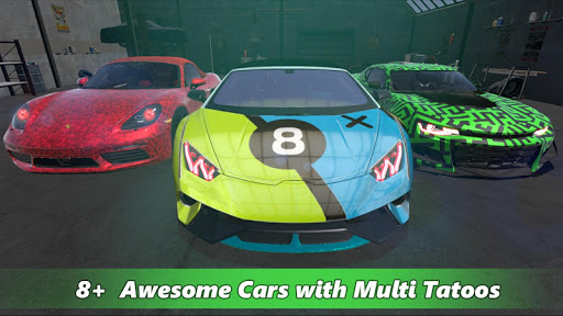 Racing Car Drift Simulator-Drifting Car Games 2020 1.8.8 screenshots 7