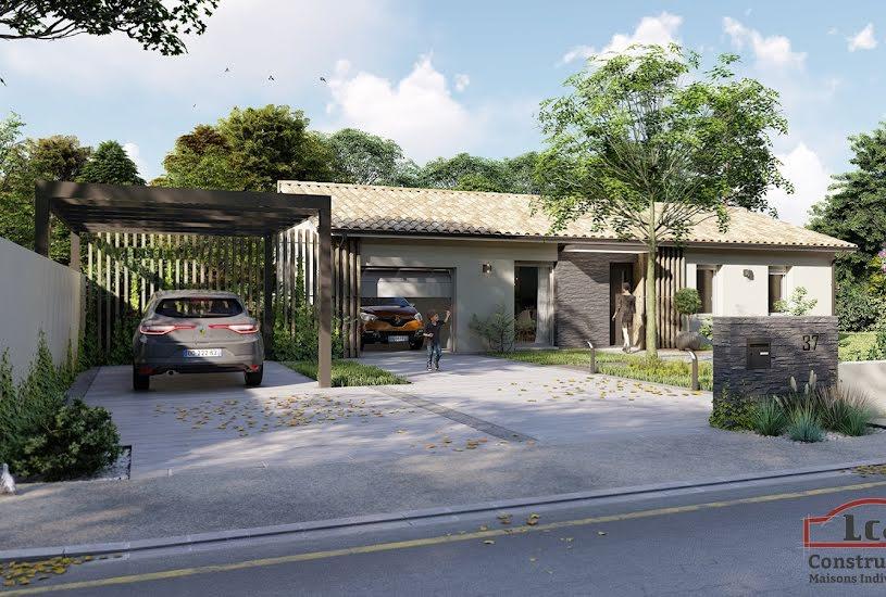 Vente Terrain + Maison - Terrain : - Maison : 80m² à Artassenx (40090)