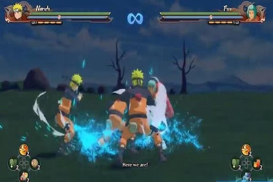 Naruto Ultimate Ninja Impact Hint APK Latest Version