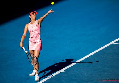 Anticlimax op Indian Wells: ook wisselvallige Elise Mertens gaat er meteen uit in eerste ronde