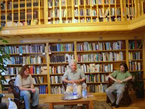 Photo: Szegedtől Szegedig 2008 Majzik István úr  a Bába Kiadótól a kötet születéséről beszél