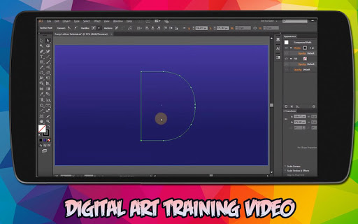 Foto do Learn Corel Draw - Free Video Lectures - 2019