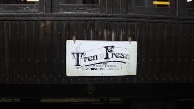 Photo: Tren de la Fresa Madrid-Aranjuez.