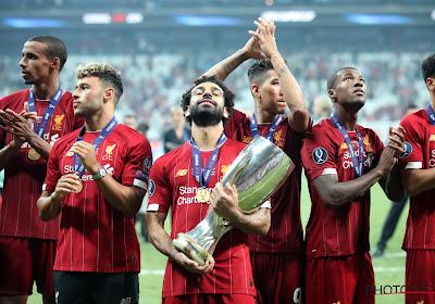 Origi valt laat in bij Liverpool, maar heeft al wel zijn eerste prijs beet na strafschoppen