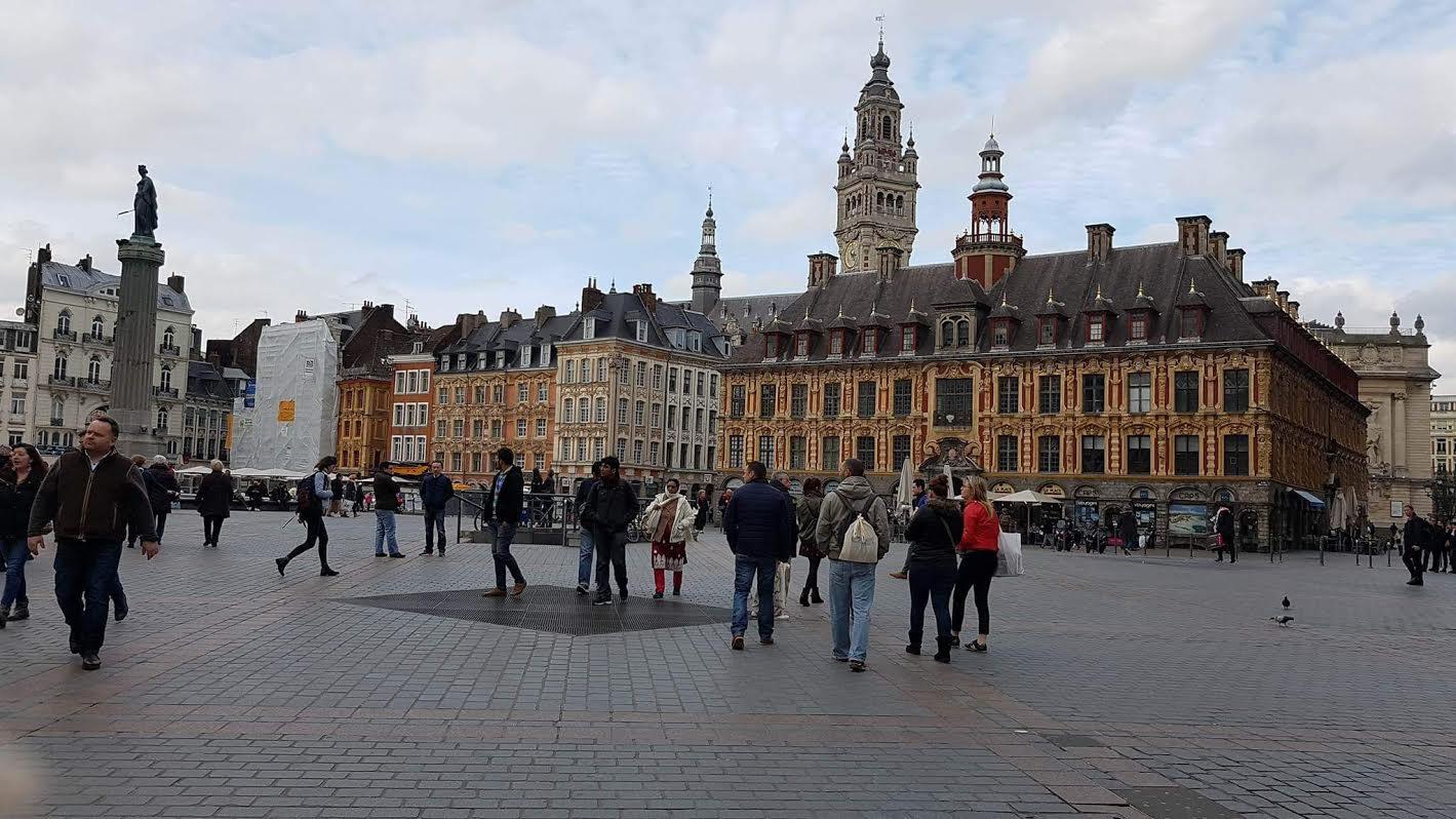 Πρόγραμμα ERASMUS+ 2η Ροή Κινητικότητας στη Lille, της Γαλλίας