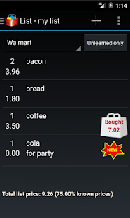 Smart Shopping List - Apps on Google Play