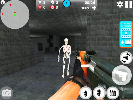 Undead War: Fight For Survival  screenshots 9