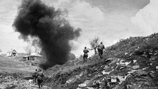 Бой Великой Отечественной войны