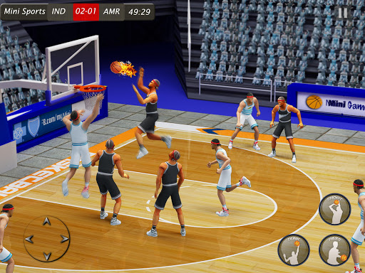 Basketball strikes 2019: Play Slam Basketball Dunk 1.0.3 screenshots 8