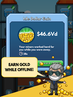 Idle Miner Tycoon screenshot 07