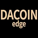 DACOINedge - bitcoin live data (다코인 엣지) icon