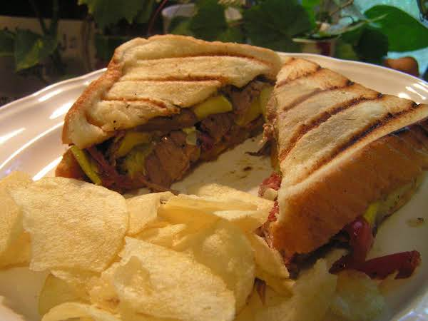 Summer Time Garden, Bacon & Beef Grill Recipe