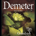 Logo of Greenbush Demeter