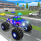 Monster Truck Demolition 3D