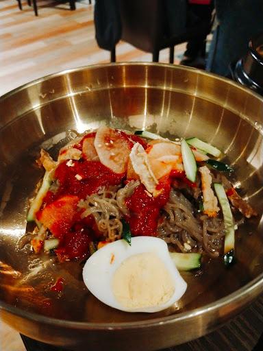 好吃的冷麵,讓我想起在韓國的日子