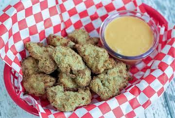 Tender Air Fryer Chicken Nuggets