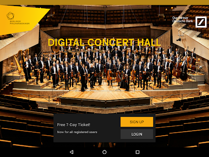 Digital Concert Hall Screenshot 18