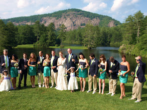 Photo: High Hampton - Cashiers, NC - 6/10 ~ http://WeddingWoman.net ~