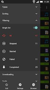 Advanced Download Manager Pro Screenshot