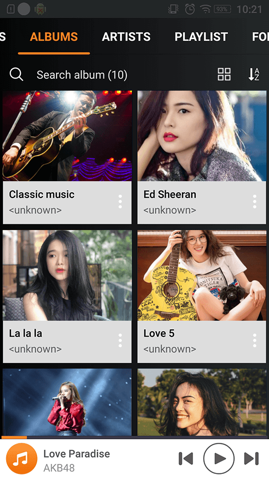 Music Player Pro Screenshot 8