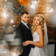 Wedding photographer Ruslan Raevskikh (Rooslun). Photo of 01.01.2017