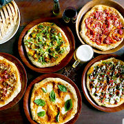 The Mushroom Pizza (9inch)