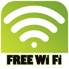 Free Wifi Connection Anywhere icon