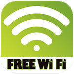 Wifi Free Connection Anywhere Icon