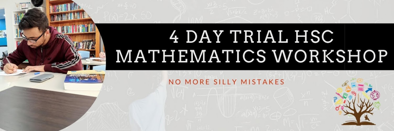 4-Day Exam Prep Course - HSC 2-Unit Math