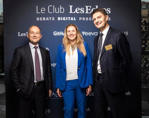 Club Les Echos Digital avec Frédéric Oudéa et Claire Calmejane - Valtus