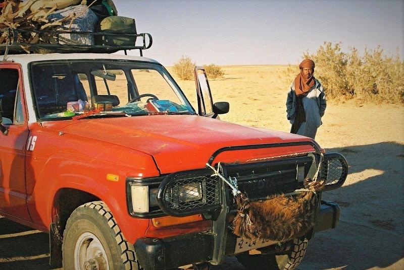 Il deserto ci attende di paolo-spagg