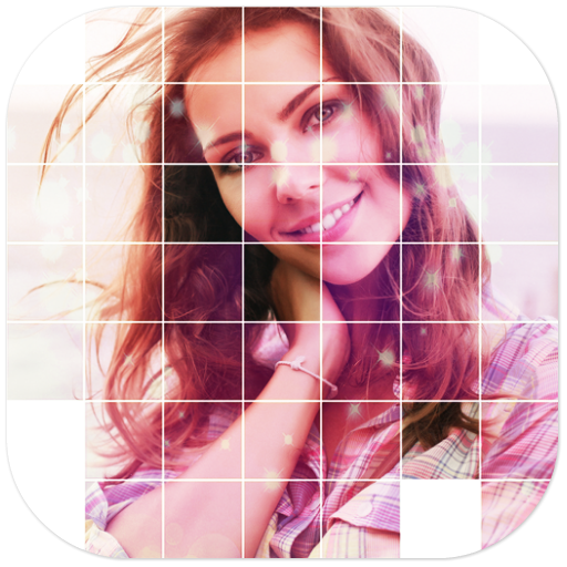 Square Pics Lab Photo Effects App Icon