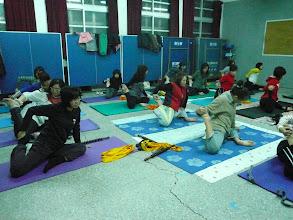 Photo: 20110330律動身心靈瑜珈
