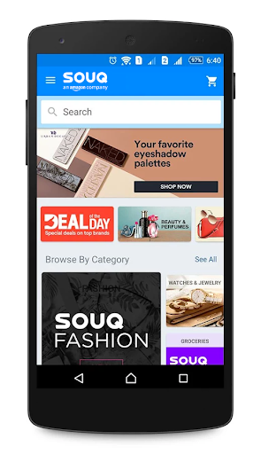 Souq.com 4.45 screenshots 1
