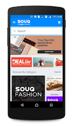 Souq.com APK screenshot thumbnail 1