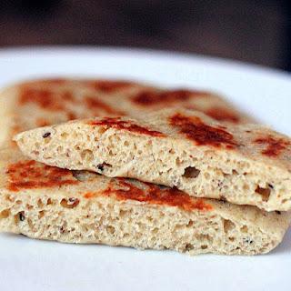 Vegan Gluten-free Naan flat bread! Gum, Soy, Nut free