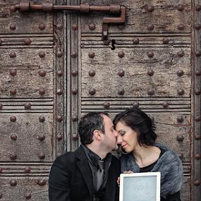 E-session in Italy by Erik Pettinari - Wedding Other ( todi, wedding, e-session, italy, Love is in the Air, Challenge, photo )