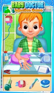 Baby Doctor Injection Game v1.0.1