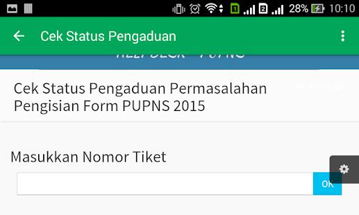 9 e-PUPNS App screenshot