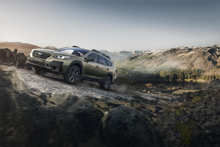The new sixth-generation Subaru Outback will be available in SA from May 1 2021. Pricing starts at R699,000.