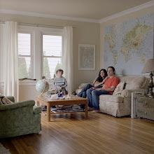 Photo: title: Ana Martinez, Bryan + Ricky Kamenetz, Portland, Oregon date: 2013 relationship: friends, met through Holen Kahn years known: 20-25