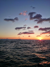 Photo: 波の高い予報でしたが「ナギ」です! さあー、はりきっていきましょう!